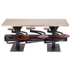 Industrial Dining Sets by CRASH Industrial Supply