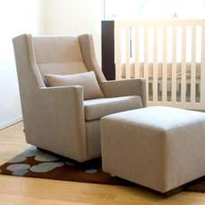 Modern Rocking Chairs And Gliders by 2Modern