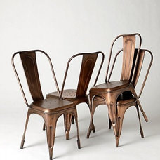 Industrial Dining Chairs by Anthropologie