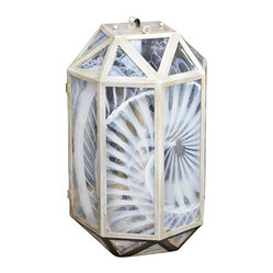 Diamond Art Lantern