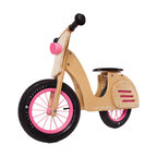 Prince Lionheart - Prince Lionheart Whirl Balance Scooter in Pink - Prince Lionheart's award winning Whirl balanceSCOOTER will teach your child how to balance a crucial skill necessary before transitioning to a two-wheeled pedal bicycle. Your child's sense of independence and self-confidence will become apparent as they learn to balance and steer at their own pace: first walking, then gliding. Have fun. Adult assembly required. Always wear a safety helmet and don't ride at night.