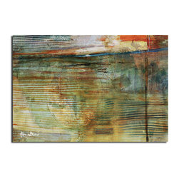 Ready2HangArt - Ready2HangArt Alexis Bueno 'Smash XVI' Oversized Canvas Wall Art - This abstract canvas art is the perfect addition to any contemporary space. It is fully finished, arriving ready to hang on the wall of your choice.