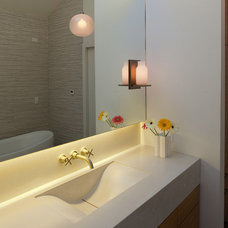Contemporary Bathroom Lighting And Vanity Lighting by LEDSTOP