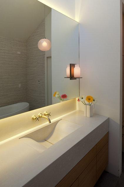 Contemporary Bathroom Vanity Lighting by LEDSTOP