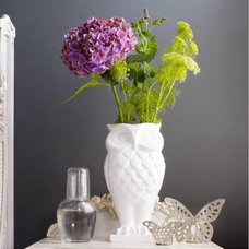Eclectic Vases by Graham and Green
