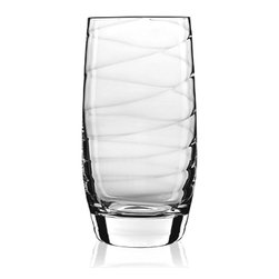 Luigi Bormioli - Luigi Bormioli Romantica 19 oz. Beverage Glasses - Set of 4 Multicolor - 10374/0 - Shop for Tumblers from Hayneedle.com! Relax and unwind in your home s bar area with 19 ounces of your favorite beverage drinking from these large Luigi Bormioli Romantica 19 oz. Beverage Glasses - Set of 4. Perfect for beer iced tea or soda the glasses were machine-blown in Parma Italy and are tough durable and break-resistant thanks to Luigi Bormioli s innovative Sparkx formula. The Romatica glassware is presented in classic Italian elegance and exhibits the best characteristics of both machine- and hand-blown construction. Featuring thick shams and fine rims the glasses are completely dishwasher safe.About Luigi BormioliFounded in 1946 by Mr. Luigi Bormioli himself the Bormioli family continues Luigi s mission of commitment to great design traditional Italian craftsmanship and new innovative glassmaking technology to produce the world s most beautiful and durable glassware. Producers of wine glasses tumblers decanters and everything in between Luigi Bormioli is located in Parma Italy halfway between Bologna and Milan and is influenced by the region s reputation for art music and higher learning. Bormioli s glassmaking construction rivals fine crystal in its appearance but is 100-percent lead-free affordable and widely available.