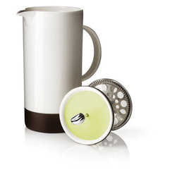 Coffee Press - This coffee press complements the tea pot created by Pernille Vea. It adds a classic charm to the table.