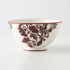 Contemporary Dining Bowls by Anthropologie