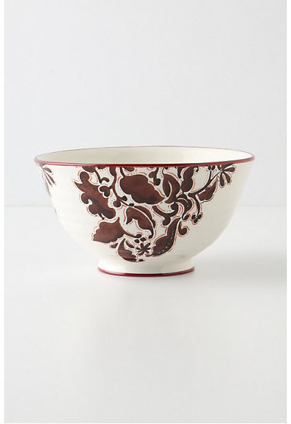 Modern Bowls by Anthropologie