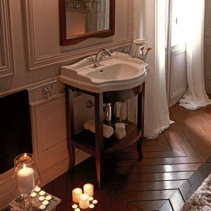 traditional bathroom sinks by Modo Bath