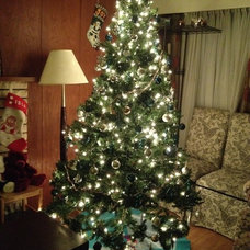 My first xmas tree in Canada
