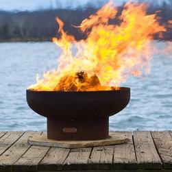 FirePit Art - LowBoy Fire Pit -