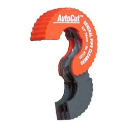General Wire Spring - Autocut Tubing Cutter - | Great for tight spaces - cuts copper tubing with less than one inch of  clearance | Quicker than conventional tubing cutters | Cutter wheel automatically tightens - no knobs to turn | Ratchet handle not available with purchase.