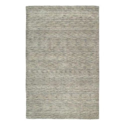 """Kaleen - Area Rug: Renaissance Graphite 5' x 7' 9"""" - Shop for Flooring at The Home Depot. Renaissance is a truly unique, high fashion monochromatic collection. This offers a Tibetan look along with a tradition soft back but at a non-traditional price. Regale is hand loomed in India of only the finest 100% virgin seasonal wool for years of elegant durability."""