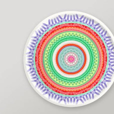 Eclectic Platters by Gretel Home