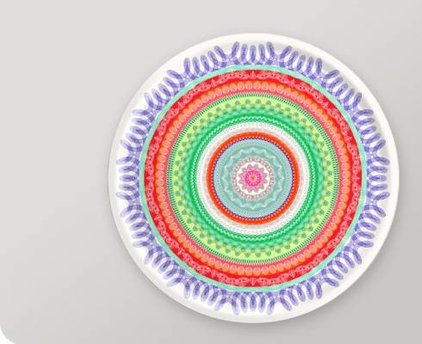 Eclectic Serving Dishes And Platters by Gretel Home