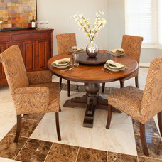 traditional dining tables by Conrad Grebel Furniture