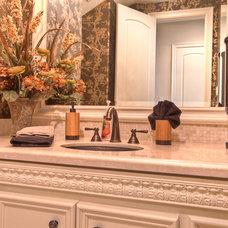 Traditional Bathroom by Silvan Homes