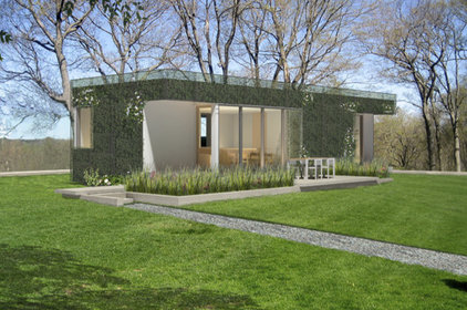 contemporary prefab studios Locomo