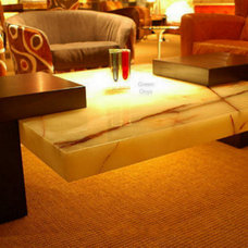 modern coffee tables by Millat Marble Pakistan