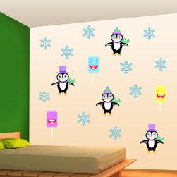 Vinyl Wall Decals for kids rooms - http://www.facebook.com/stickerhub