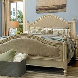 Queen Low Post Bed, Paula Deen Home -