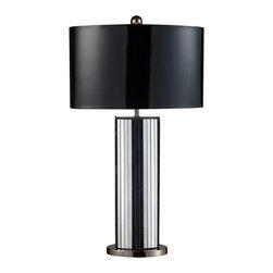 """Dimond Lamps - Shreve Modern Table Lamp - Height: 32"""""""