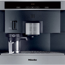 "Miele CVA2662 24"" Built-In Nespresso™ Capsule Coffee System - Make great coffee right at home..."