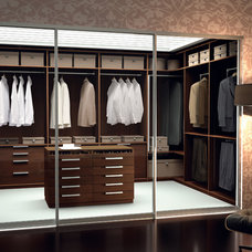 Contemporary Closet Organizers by SPAZZIUSA