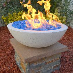 Fire Pit - Backyard Blaze