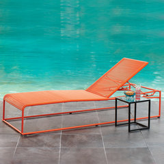 modern outdoor chaise lounges by Scandinavian Designs