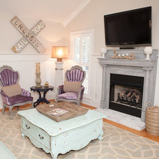 Eclectic  by Kathryn Lilly Interiors