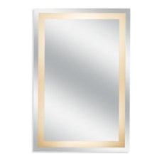 Contemporary Bathroom Mirrors by Mirrors4Makeup.com