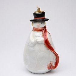 ATD - 6 Inch Multicolored Festive Christmas Themed Snowman Oil Burner - This gorgeous 6 Inch Multicolored Festive Christmas Themed Snowman Oil Burner has the finest details and highest quality you will find anywhere! 6 Inch Multicolored Festive Christmas Themed Snowman Oil Burner is truly remarkable.