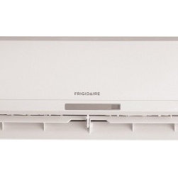Frigidaire - FRS09PYS1 9 000 BTU Single Zone Wall-Mounted Ductless Split System with Heat Pum - When you select a home appliance from Frigidaire you39ve chosen a product of exceptional performance convenience and style an appliance that has been designed to work in harmony with the way you live