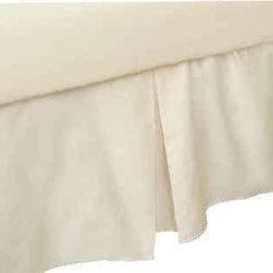 Organic Crib Skirt -