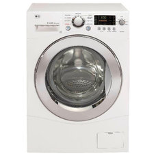 Contemporary Laundry Room Appliances by Home Depot