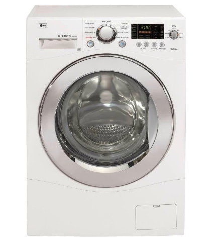 Contemporary Washing Machines by Home Depot