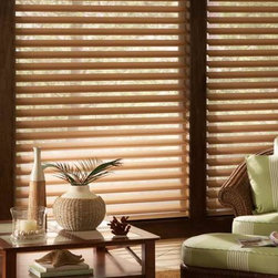 Hunter Douglas Silhouette® Window Shadings - Hunter Douglas Silhouette® Window Shadings