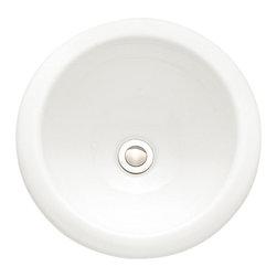 American Standard - Royton Countertop Bathroom Sink in White - American Standard 0571.000.020 Royton Countertop Bathroom Sink in White.