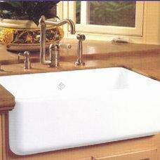 Farmhouse Kitchen Sinks by Quality Bath