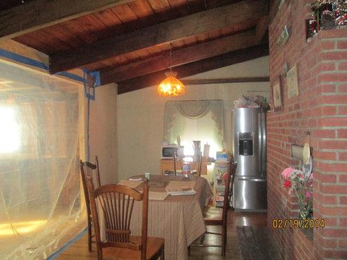 lighting on cathedral ceiling. Black Bedroom Furniture Sets. Home Design Ideas