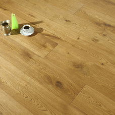 Traditional Wood Flooring by Coswick Hardwood Inc