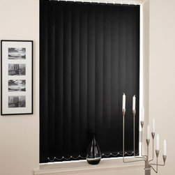 Shades Shutters Blinds Fabric Vertical Blinds - Fabric Vertical Blinds available in light-filtering or blackout designs: starting at $54.74 at Shades Shutters Blinds!