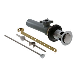 Delta Drain Assembly - Lavatory - 50/50 - RP27575 - Timeless design for today's homes