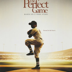 The Perfect Game 11 x 17 Movie Poster - Style A - The Perfect Game 11 x 17 Movie Poster - Style A Clifton Collins Jr., Cheech Marin, Moises Arias, Jake T. Austin, Gabriel Morales, Ryan Ochoa, Carlos Padilla . Directed By: William Dear.