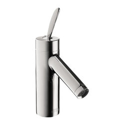 Hansgrohe - Hansgrohe Axor Starck Classic Single-Hole Lavatory Faucet, Chrome (010010001) - Hansgrohe 10010001 Axor Starck Classic Single-Hole Lavatory Faucet, Chrome