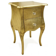 Contemporary Nightstands And Bedside Tables by Chichi Furniture