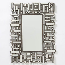Contemporary Mirrors by Anthropologie