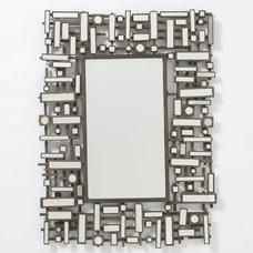 Modern Mirrors by Anthropologie